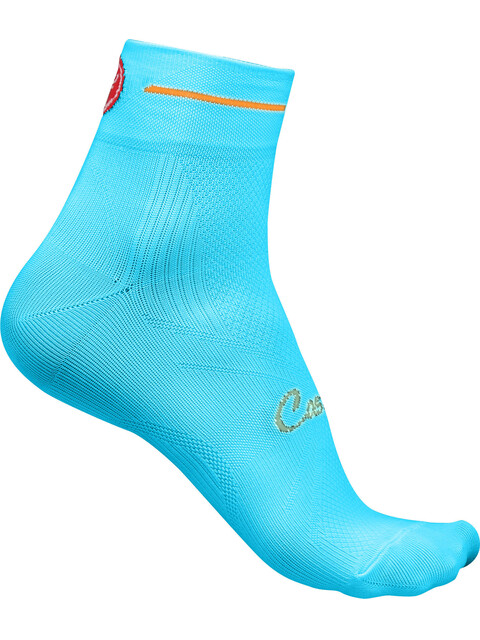 Castelli Maestro Socks Women sky blue